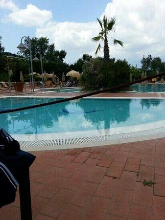 Montespina Park Hotel: piscina bimbi