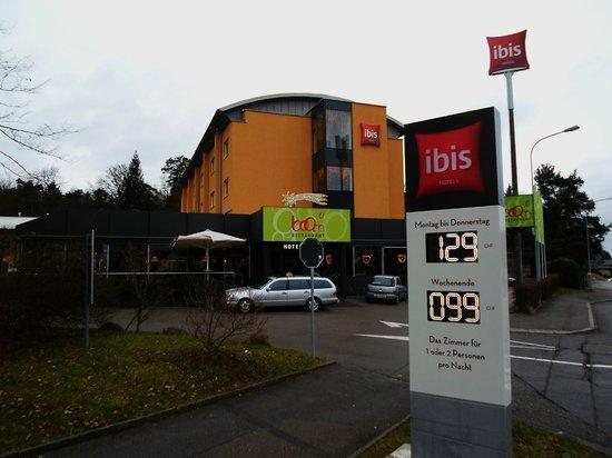 ibis budget Zurich City West: Ibis Budget Zurich