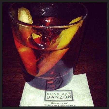 Gran Bar Danzon: Negroni