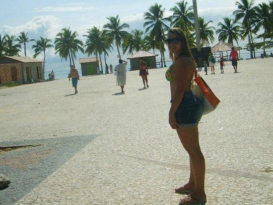 Praia Mar Hotel: Passeios durante o dia.