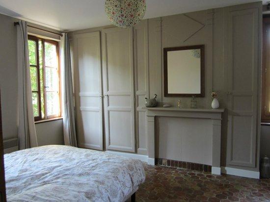 Le Petit Manoir de la Vernelle: chambre