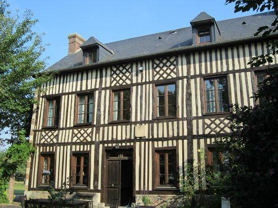 Le Petit Manoir de la Vernelle: maison