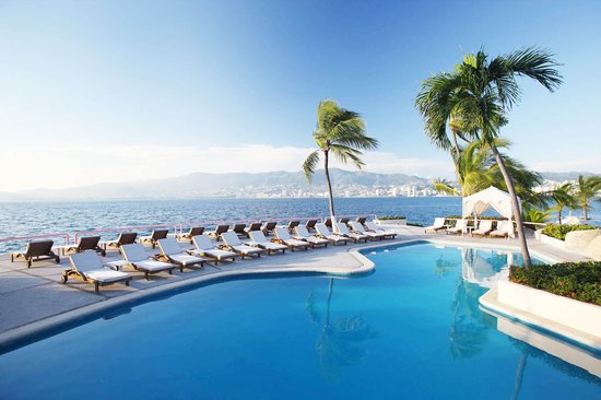Las Brisas Acapulco: La Concha Swimming Pool