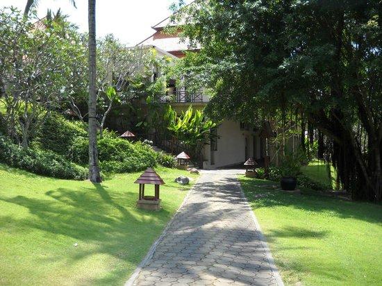 DoublePool Villas by Banyan Tree : Hotel areas