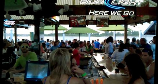 Wonderful Jack Bakeru0027s Wharfside U0026 Patio Bar: Patio Bar At The Wharfside, Point  Pleasant,