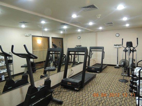 Holiday Inn Express Great Barrington: Fitness Center