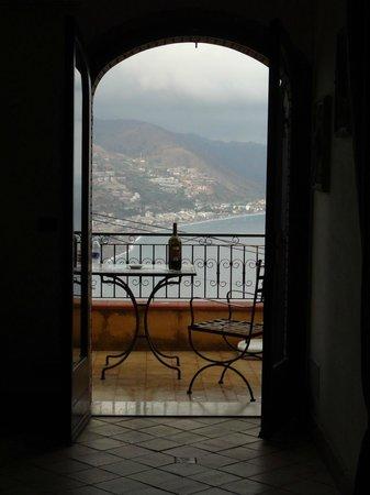 Sweet Home: uitzicht vanaf kamer