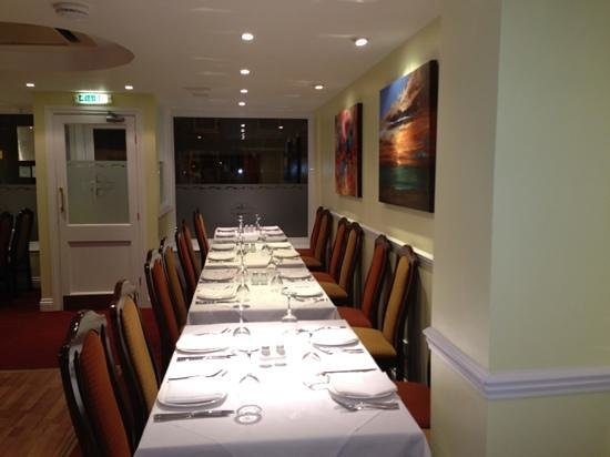 Megna Tandoori Indian Restaurant: big party area