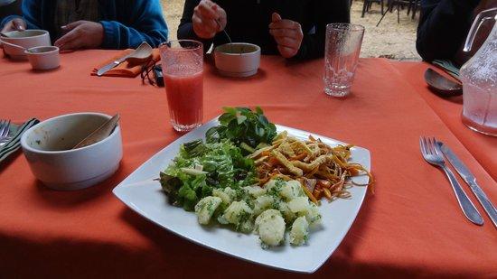 Andes EcoTours: scrumptuous cuisine