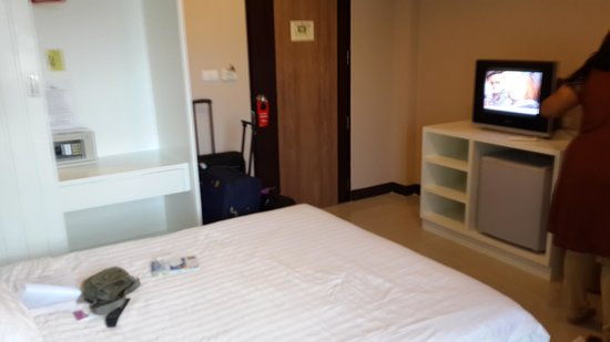 Baramee Hip Hotel Patong: Is this really a 3-star hotel?