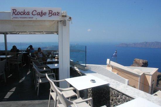 Rocka Cafe Imerovigli