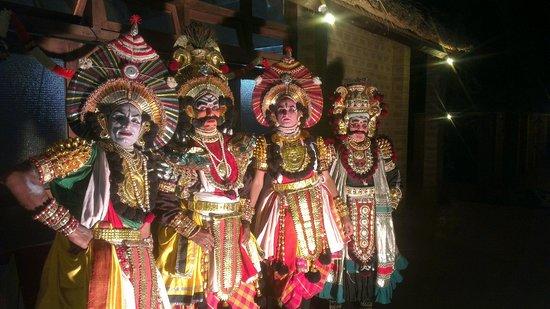 Our Native Village: Yakshagana