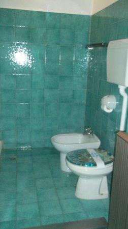 Hotel Post: bagno
