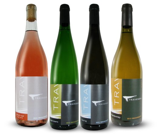 Travessia Urban Winery: The 2012 100% locally-grown vintage
