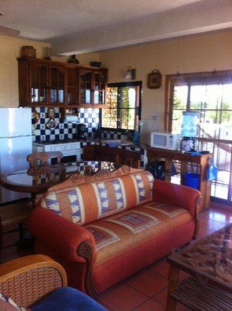 Posada LunaSol Hotel: suite con cocineta