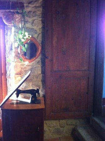 Casa Santicchio : dettaglio