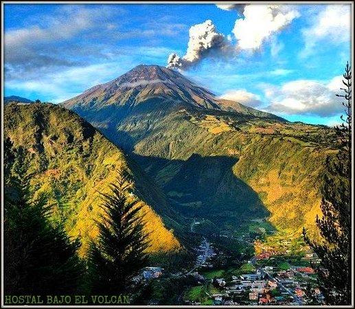 Hostal Residencial Bajo El Volcan : Hostal Bajo el Volcán