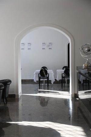 Palazzo Brunaccini: Internal restaurant