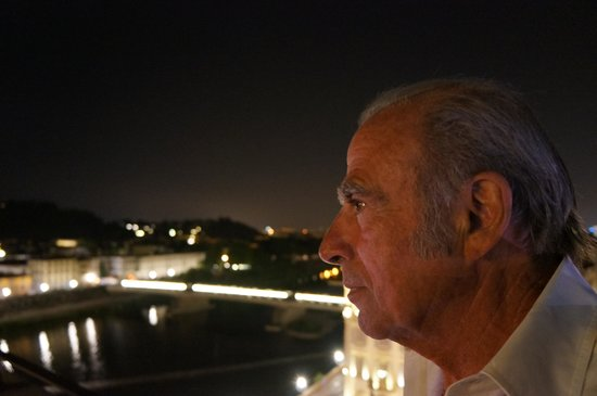 SESTO On Arno: Out on the terrace