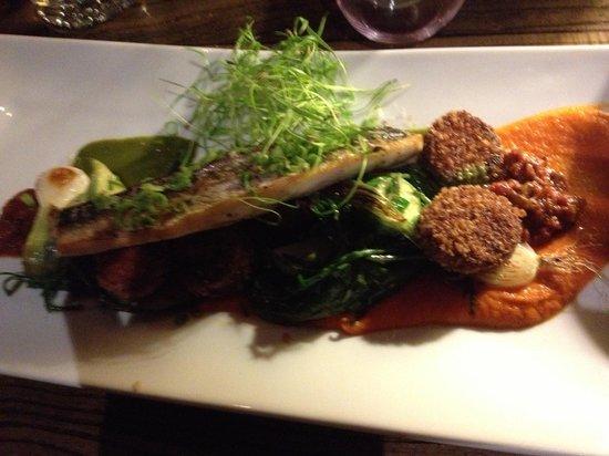 The Whalesbone Oyster House: Mackerel