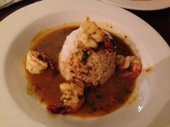 Bieke's Bistro : Shrimp curry!