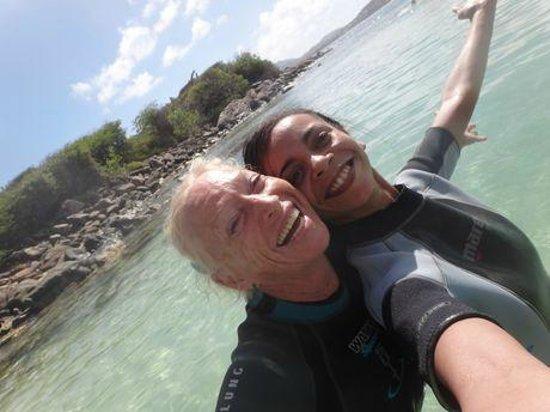 Eco-Snorkeling: After excursion, au retour d'une excursion