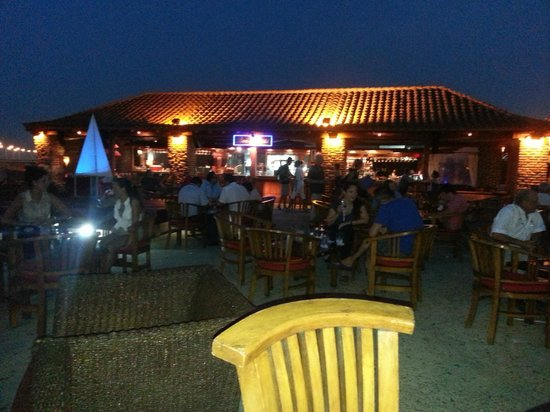 Cafe Del Mar Cartagena: Café del Mar