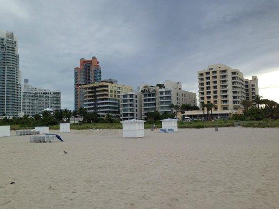 Marriott Stanton South Beach En La Playa Fe Al Hotel