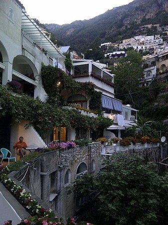 كازا تيريزا: balcón de la habitación