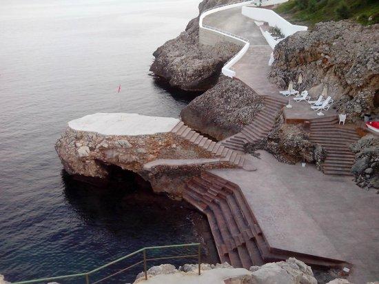 """Terrasini, Italy: """"Spiaggia privata"""""""