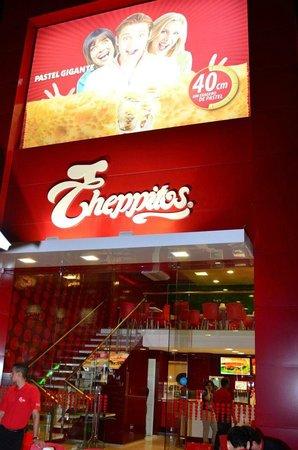 Cheppito's