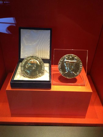 Jimmy Carter Library & Museum: Nobel Peace Prize 2002