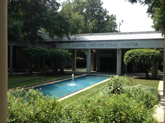 Jimmy Carter Library & Museum: Carter Presidential Center