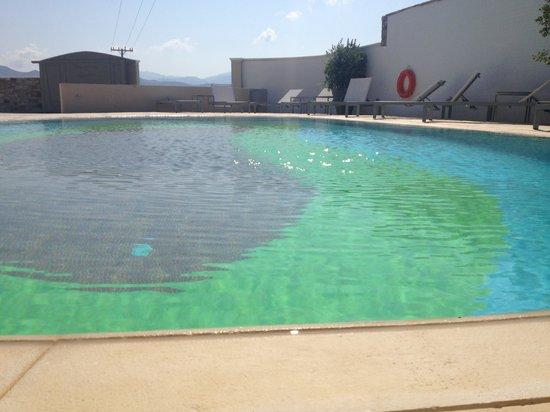 Kouros Art Hotel : Η πισίνα