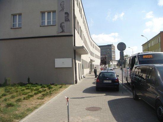 Hotel Kazimierz II: schindlers factory