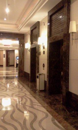 Fortuna Hotel: Lift Lobby