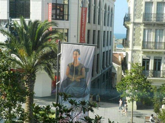 Mercure Le President Biarritz Centre : Номер