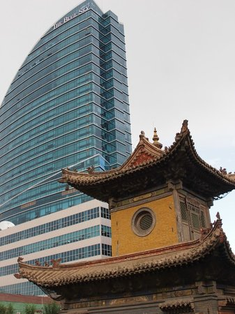 Choijin Lama Temple Museum: Old and new Mongolia