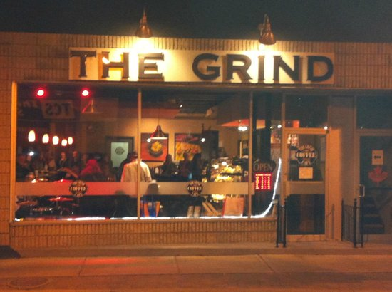 The Grind Cafe: LIVE CAFE MUSIC MOST FRIDAY NIGHT