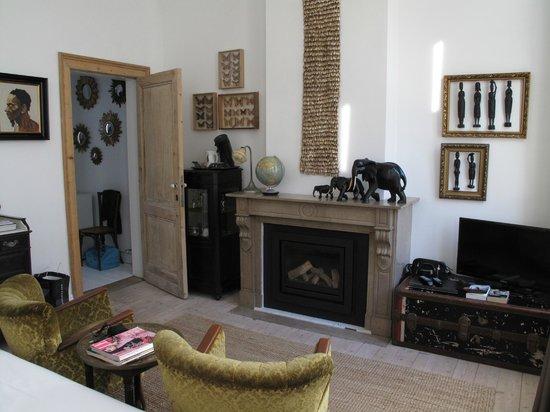 De Witte Nijl : The suite