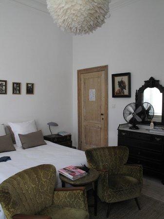 De Witte Nijl: Our suite