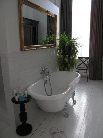 De Witte Nijl: Bathroom