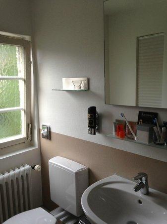 Romantik Hotel Johanniter-Kreuz: Bathroom
