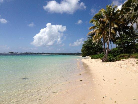 Tanu Beach Fales: Manase