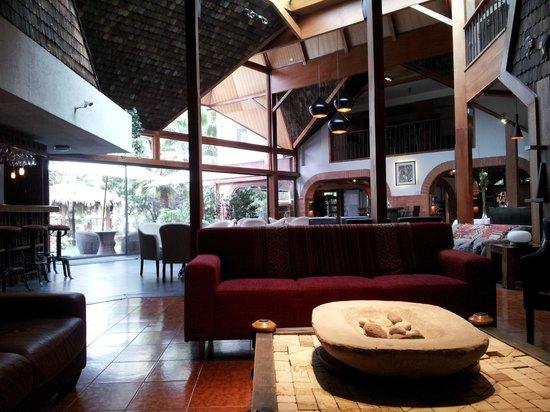 Manquehue Santiago Las Condes: Lobby