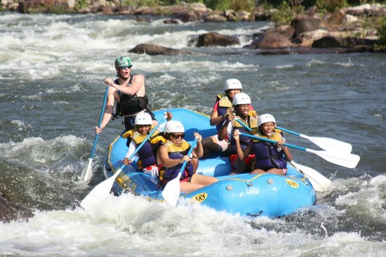 Wildwater Rafting - Ocoee : Rafting the Ocoee River