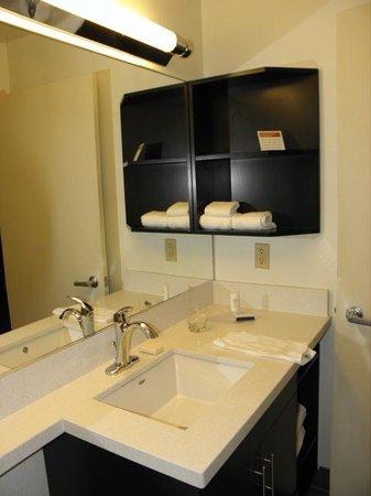 Candlewood Suites Detroit - Troy: bathroom