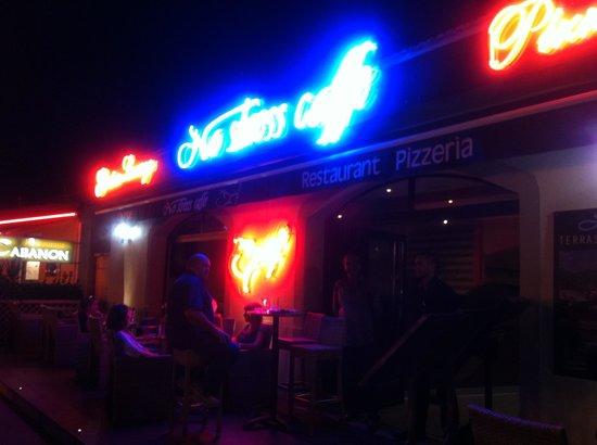 No Stress Cafe : soirée memorable!