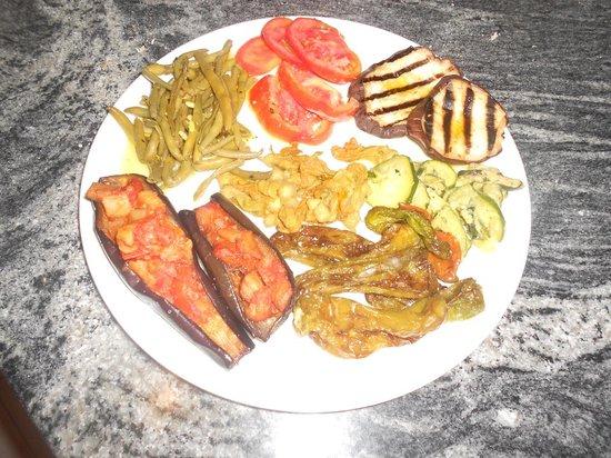Ristorante Tommasini: verdure di stagione