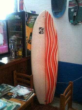 My Friend Surf Hostal : Surfboardrental...